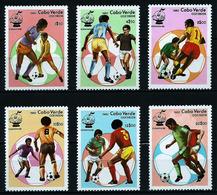 Cabo Verde Nº 452/7 Nuevo - Islas De Cabo Verde