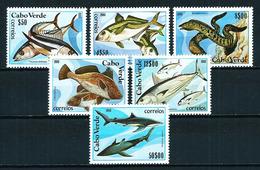 Cabo Verde Nº 425/30 Nuevo - Islas De Cabo Verde