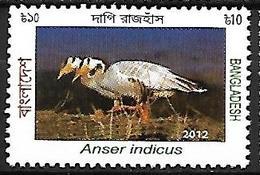 Banladesh - MNH - 2012 -  Bar-headed Goose    Anser Indicus - Oies