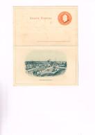 """ARGENTINA-ARGENTINE : Postal Stationeries - Entiers Postaux (6) Illustrés. Mention """"Muestra"""" (échantillon) - Entiers Postaux"""