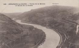 Besançon-les-Bains 25 - Vallée De La Malate Et Route De La Suisse - Editeur Lardier - Besancon