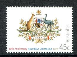 Australia 1999 50th Anniversary Of Australian Settlement MNH (SG 1836) - 1990-99 Elizabeth II