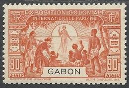 GABON 1931 YT 123** - Gabon (1886-1936)