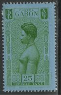 GABON 1932 YT Taxe 26** - MNH - SANS CHARNIERE NI TRACE - Gabon (1886-1936)