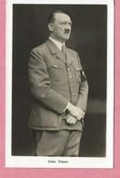 Guerre 39/45 - Unser Führer - Adolf Hitler - Echte Photokarte - Guerra 1939-45