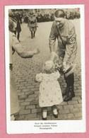 Guerre 39/45 - Unser Führer - Adolf Hitler - Echte Photokarte - Voir état - Weltkrieg 1939-45