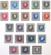 * O Ausztria 1850-1937 Tartalmas Gyűjtemény Erős Klasszikus Résszel, Jobb Kiadásokkal és értékekkel, Hozzá Bosznia Herce - Stamps