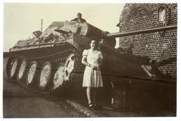 WERVICQ SUD PHOTO REPRODUCTION DU 9/9/1944 - Francia