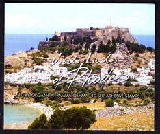 Greece 2019 Visit Lindos Rhodes Self-adhesive Booklet. MNH - Booklets