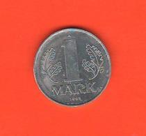 1 Marco 1982 A Republik Demokratisce One Mark - [ 7] 1949-… : FRG - Fed. Rep. Germany