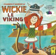 "B-O-F  Michel Barouille  ""  Wickie Le Viking  "" - Filmmusik"
