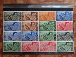 EX COLONIE INGLESI - HONDURAS E ALTRI - Nozze D'argento - 16 Francobolli Differenti Nuovi * + Spese Postali - Britisch-Honduras (...-1970)