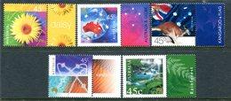 Australia 2000 Nature & Nation Greetings Stamps Set MNH (SG 1972-1976) - 2000-09 Elizabeth II