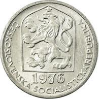 Monnaie, Tchécoslovaquie, 10 Haleru, 1976, SUP, Aluminium, KM:80 - Tchécoslovaquie
