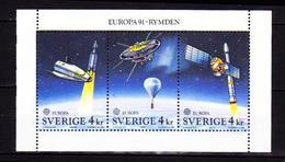 Suecia HB 19 Nuevo - Hojas Bloque