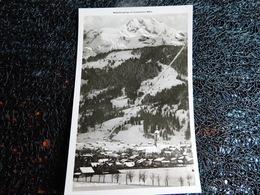 Garmisch-Partenkirchen Mit Ski-Aufzug   (C8) - Garmisch-Partenkirchen