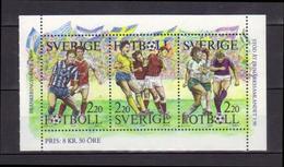 Suecia HB 16 Nuevo - Hojas Bloque