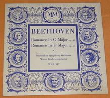 Beethoven Winterthur Symphony Orchestra – Romance In G Major, Op. 40 / Romance In F Major, Op. 50. Musical Masterpiece - Klassik