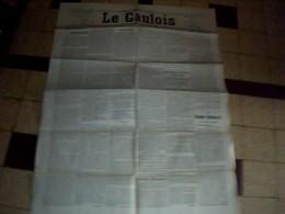 Journal LE GAULOIS 14 Septembre 1911/// 2 Pages - Journaux - Quotidiens