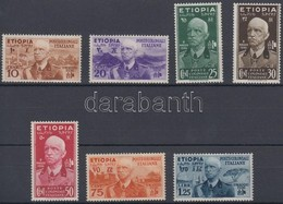 ** 1936 Forgalmi Sor Mi 1-7 - Unclassified