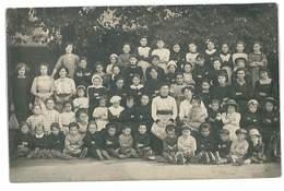 CARTE-PHOTO 58 NOTEE AU DOS GUERIGNY - Autres Communes