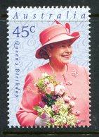 Australia 2001 Queen Elizabeth II's Birthday MNH (SG 2099) - 2000-09 Elizabeth II