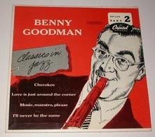 Benny Goodman 45t Cherokee (USA) NM M - Jazz