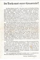 Verkiezingen Van 1930 LICHTERVELDE - Documents Historiques