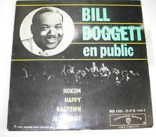 Bill Doggett 45t Hokum (France WEP 1423) VG VG - Jazz