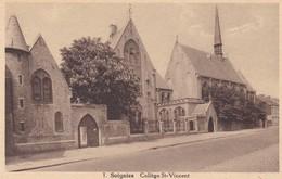 619 Soignies  College Saint Vincent - Soignies