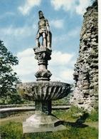 Landstuhl (Pfalz) Burg Nanstein, Sickingen-Denkmal Ngl #G1459 - Germania