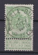 N° 56 DEPOT RELAIS * BAERLE DUC  * - 1893-1907 Wapenschild