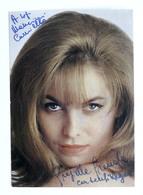 Cinema - Autografo Dell'attrice Graziella Granata - 1970 Ca. - Autografi