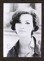 Cinema Teatro - Autografo Dell'attrice Leda Negroni - Anni '60 - Autografi