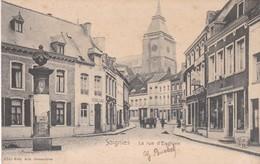 619 Soignies  La Rue D Enghien - Soignies