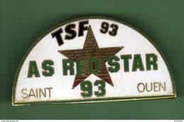FOOT *** AS RED STAR - SAINT OUEN *** 1028 - Football