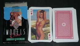 Rare Jeu De 54 Cartes Vintage Pin-Up Sexy + Joker, éros érotique Photos érotiques - Juegos De Sociedad