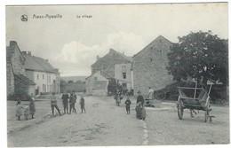 CPA - Awan Aywaille - La Village - Allemande Feldpost    1915 - Aywaille