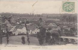 SEINE Et MARNE - 6 - SOIGNOLLES - Panorama  ( - Timbre à Date De 1907 ) - Autres Communes