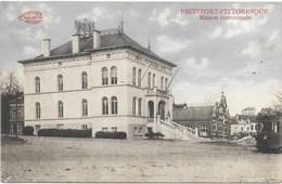 Boitsfort NA21: Maison Communale 1923 - Watermaal-Bosvoorde - Watermael-Boitsfort