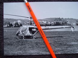 FOTOGRAFIA  ELICOTTERO SILVERCRAFT SH4  I-SILW - Aviation