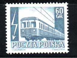 Pologne /  N 739 / 60gr Bleu  / NEUF** / Côte 12 € - 1944-.... République