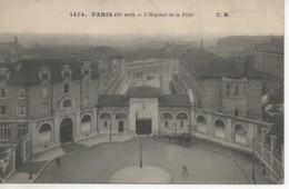 C.P.A. -  PARIS - L'HÔPITAL DE LA PITIÉ - 1474 - C.M. - - Arrondissement: 13