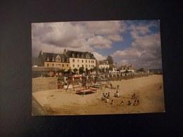 Carte Postale De Locquirec: La Plage - Locquirec