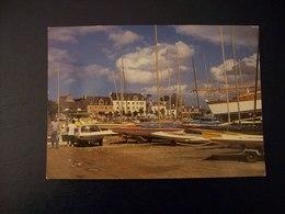 Carte Postale De Locquirec: Le Port - Locquirec