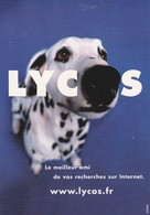 SANTE---LYCOS--le Meilleur Ami De Vos Recherches Sur Internet.--voir 2 Scans - Santé