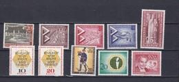 Berlin - 1957 - Sammlung - Postfrisch - Unused Stamps