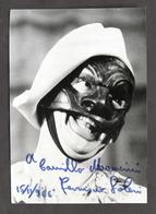 Teatro Televisione - Autografo Dell'attore Ferruccio Soleri - 1966 - Autografi