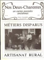 Nos Deux Charentes En Cartes Anciennes : Les Métiers Disparus, 36 Pages, Bon état - France