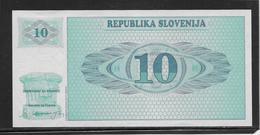 Slovénie - 10 Tolarjev - Pick N°4 - NEUF - Slovénie